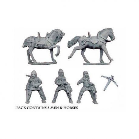 Mounted Crossbowmen (3)