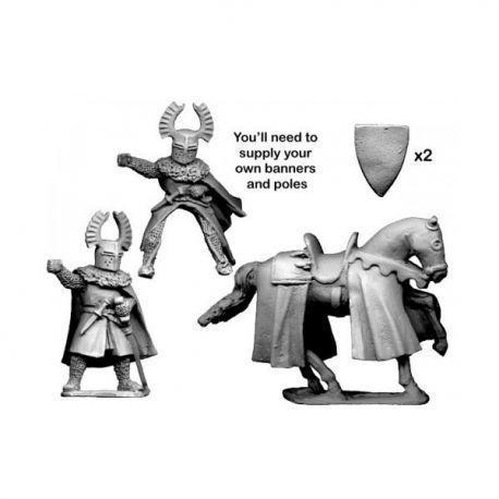 Teutonic Knight Banner Bearer
