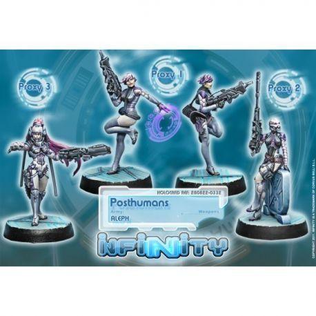 Posthumans