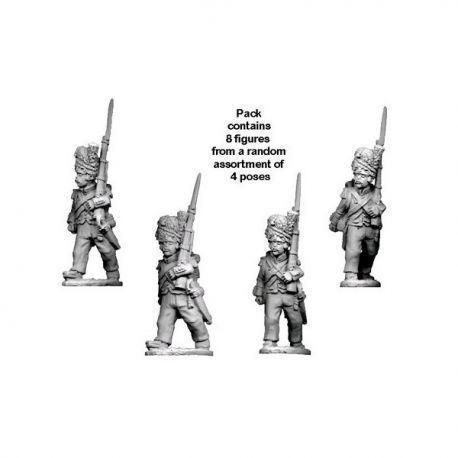 Napoleonic French - Infantry Grenadier Company in Bearskins