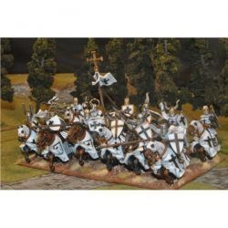 Teutonic Knights : 12 plastic multipart plastic knights