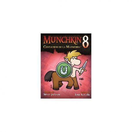 MUNCHKIN8: CENTAUROS DE LA MAZMORRA - JCNC