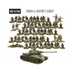 Bolt Action Starter Army - Soviet