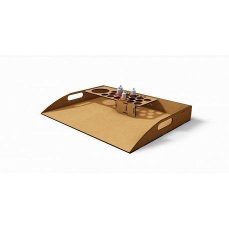 Mesas de Pintura de Bandua Wargames- Modelo Zel