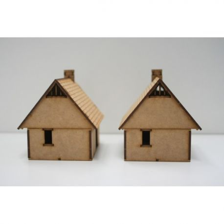 Pack 2 Northern european house