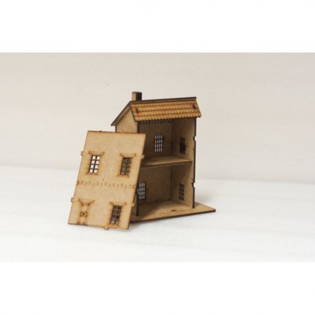 15 mm house