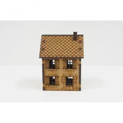 Small country house 15 mm