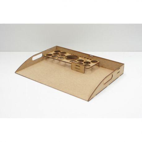 Mesas de Pintura de Bandua Wargames- Modelo Aran