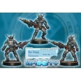 Orc Troop (Multi rifle)