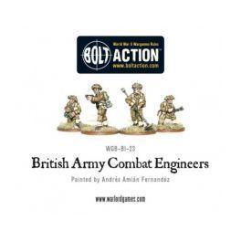 British Army Combat Engineers (4)