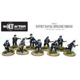 Soviet Naval Brigade Squad (9)