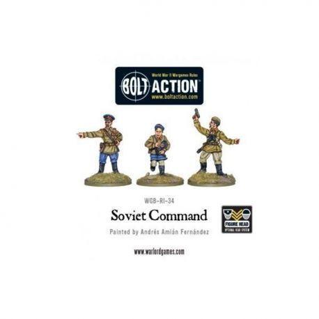 Soviet Command (3)