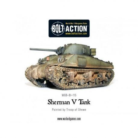 Sherman V Medium Tank