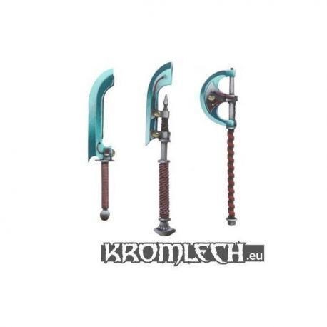 Stygian Two Handed Weapons (6)