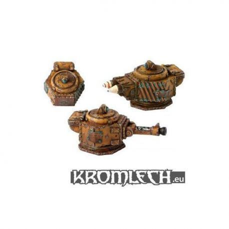 Rehrborg Pattern Small Turret""""