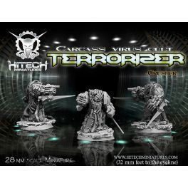 28MM TERRORIZER CRUSHER
