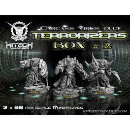 28 TERRORIZERS BOX NR 2