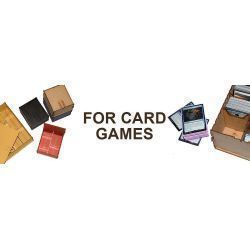 Trading Card Boxes