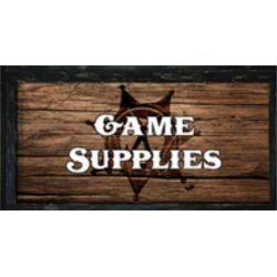 Game Supplies