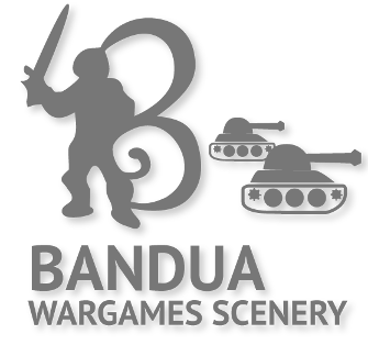 Bandua Wargames Scenery
